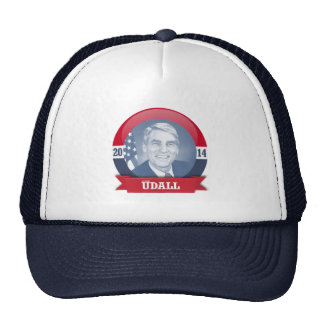 MARK UDALL CAMPAIGN HAT