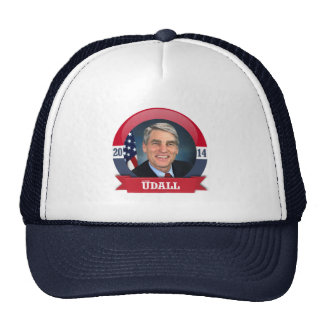 MARK UDALL CAMPAIGN MESH HAT