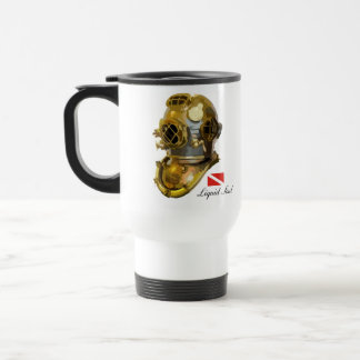 Mark V Helmet - Travel Mug