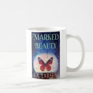 Marked Beauty Mug - White