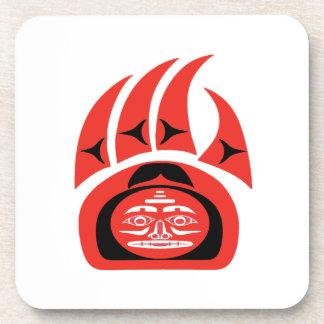 Marked Territory Coaster
