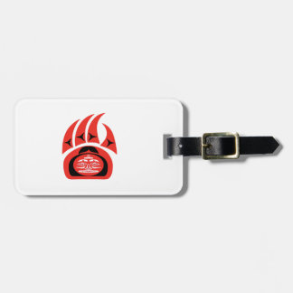 Marked Territory Luggage Tag