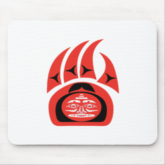 Marked Territory Mouse Pad