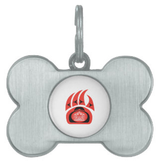 Marked Territory Pet Tag