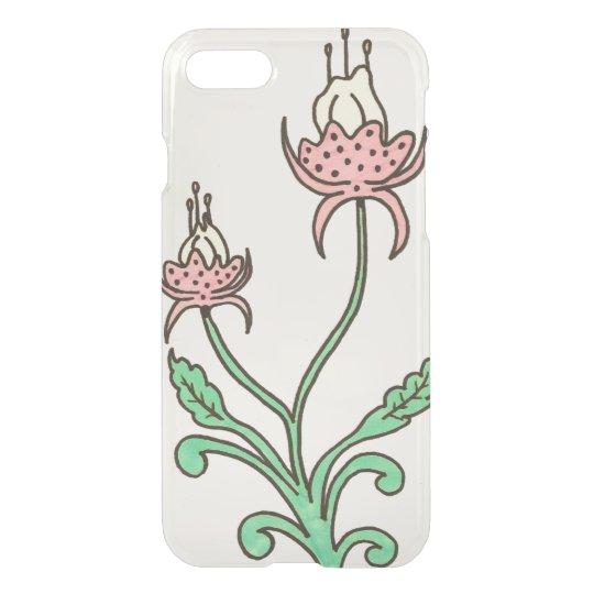 Marker Flower Deflector iPhone 7 Case