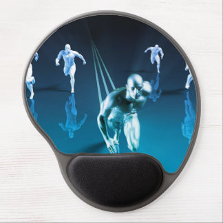 Market Leader and Beating the Competition as Conce Gel Mouse Pad