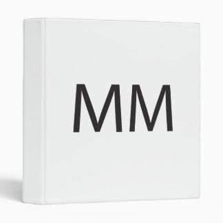 Market Maker -or- Merry Meet ai 3 Ring Binder