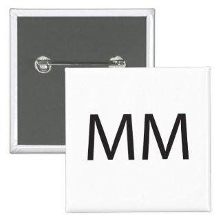 Market Maker -or- Merry Meet ai Pinback Button