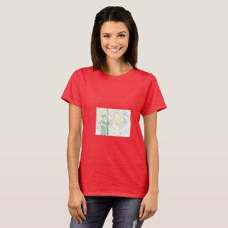 Market place woman T-Shirt