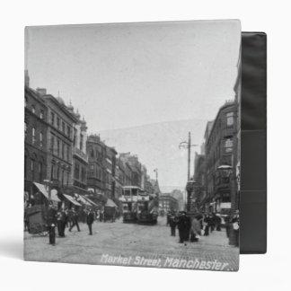 Market Street, Manchester, c.1910 2 Binder