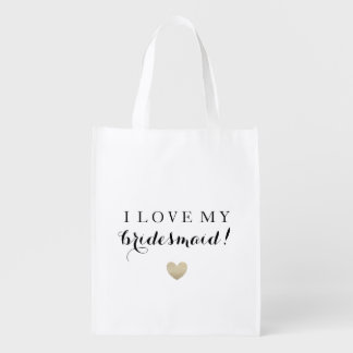 Market Tote - Bridesmaid Love Fab