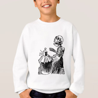 """Market Woman"" circa early 1900's. MEXICO. Sweatshirt"