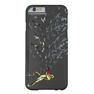 Marketing Concept with Businessman Barely There iPhone 6 Case