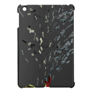 Marketing Concept with Businessman iPad Mini Cases
