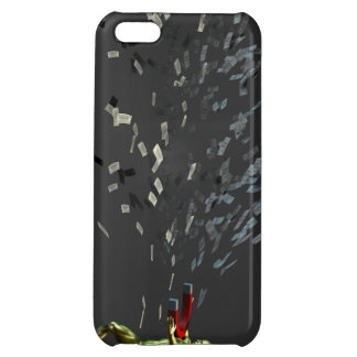 Marketing Concept with Businessman iPhone 5C Cover