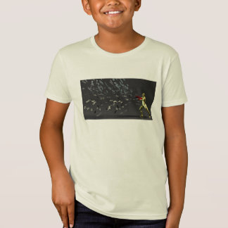 Marketing Concept with Businessman T-Shirt