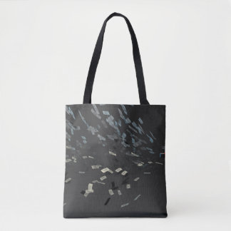 Marketing Concept with Businessman Tote Bag