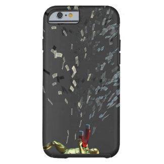 Marketing Concept with Businessman Tough iPhone 6 Case