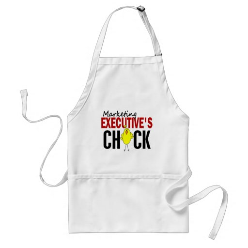 MARKETING EXECUTIVE'S CHICK APRONS