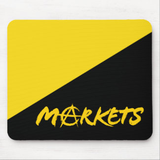 Markets Mouse Pad