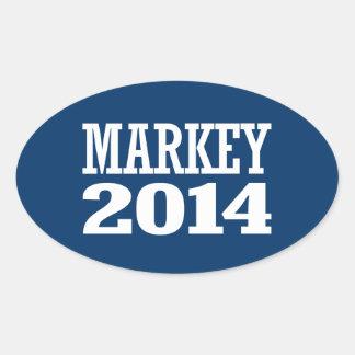 MARKEY 2014 STICKER
