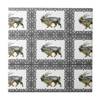 Markhor frames tile