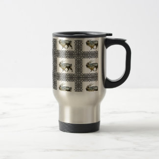 Markhor frames travel mug