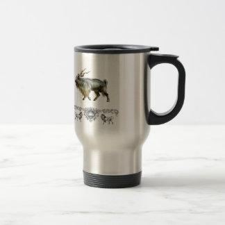 Markhor power travel mug