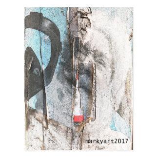 markyart original PL#941829 Postcard