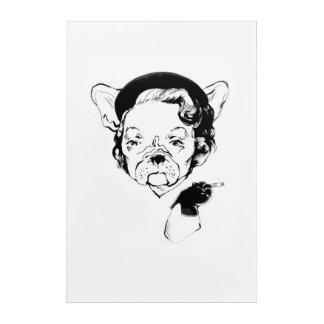 Marlen Acrylic Print