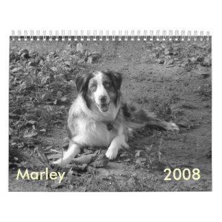 Marley Calendar