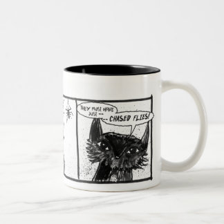 Marley Fish: Evolution Two-Tone Coffee Mug