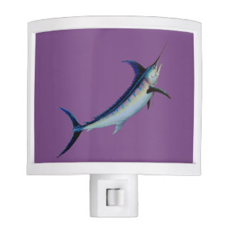 marlin fish nigth light nite lite