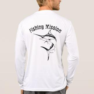 Marlin Fishing Mission Shirt