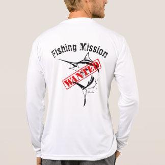 Marlin Fishing Mission Shirt Wanted