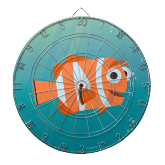 Marlin | Ocean Here We Come! Dartboard