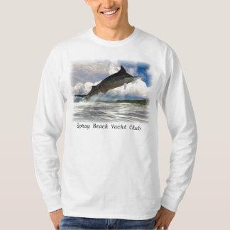 marlin painted T-Shirt