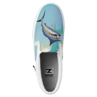 Marlin Sky Slip-On Sneakers