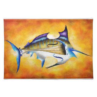 Marlinissos V1 - violinfish Placemats