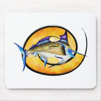 Marlinissos V1 - violinfish witout back Mouse Pad