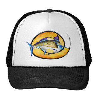 Marlinissos V1 - violinfish witout back Trucker Hat