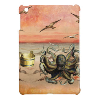 MARMALADE SUNSET AT THE BEACH CASE FOR THE iPad MINI