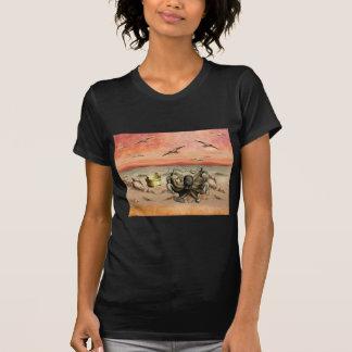 MARMALADE SUNSET AT THE BEACH T-Shirt