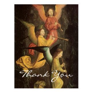 Marmion's A Choir of Angels Postcard