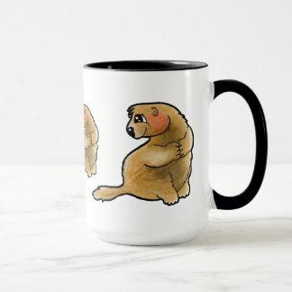 Marmot cup