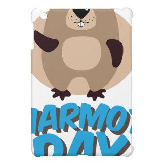 Marmot Day - Appreciation Day Cover For The iPad Mini