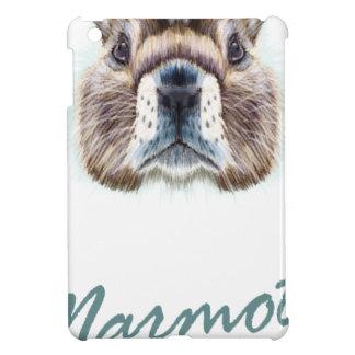 Marmot Day - Appreciation Day iPad Mini Cover