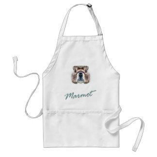 Marmot Day - Appreciation Day Standard Apron