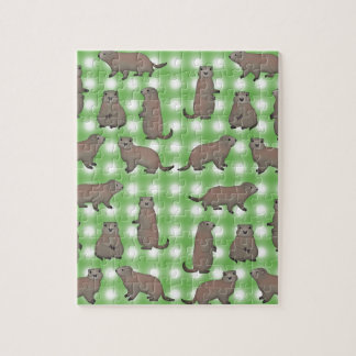 Marmot selection jigsaw puzzle