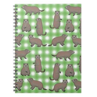 Marmot selection notebooks